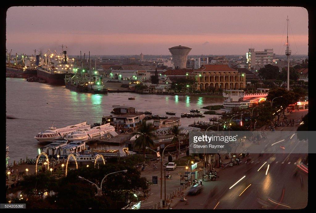 Việt Nam năm 1994 qua 50 bức ảnh của Steve Raymer